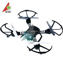Plastic 2.4G 4-way remote control drone cheap model aircraft from china