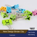 New design oem cheap large metal binder clips