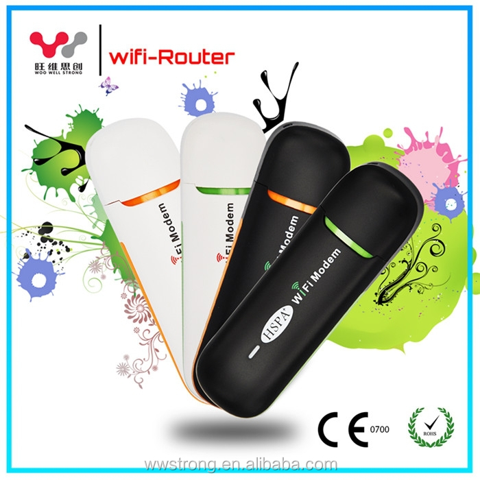 Factory direct sale multi sim card 3g wifi dongle