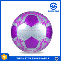 Hot Sale Color Optional Custom Kids PVC Footballs