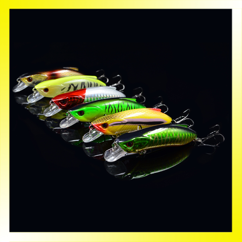 Plastic Hard Fishing Lure