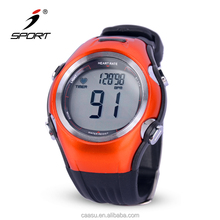 Fashionable EL Backlight Watch Phone Heart Rate Monitor