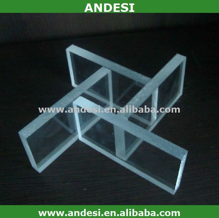 high quality solid polycarbonate price in China