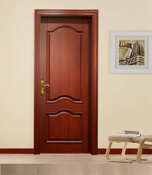 flush wooden door solid wood door