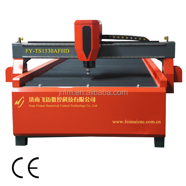 Using in agricultural 7''screen FEIMAI Fantastic quality table cnc cutter machine