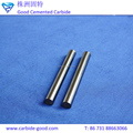 Customized Carbide Solid Round Bar For Making End Mill And Drills