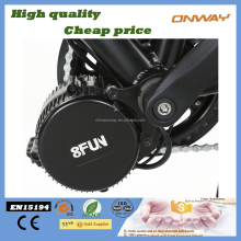 ONWAY 36V 500W central motor electric mountain bike