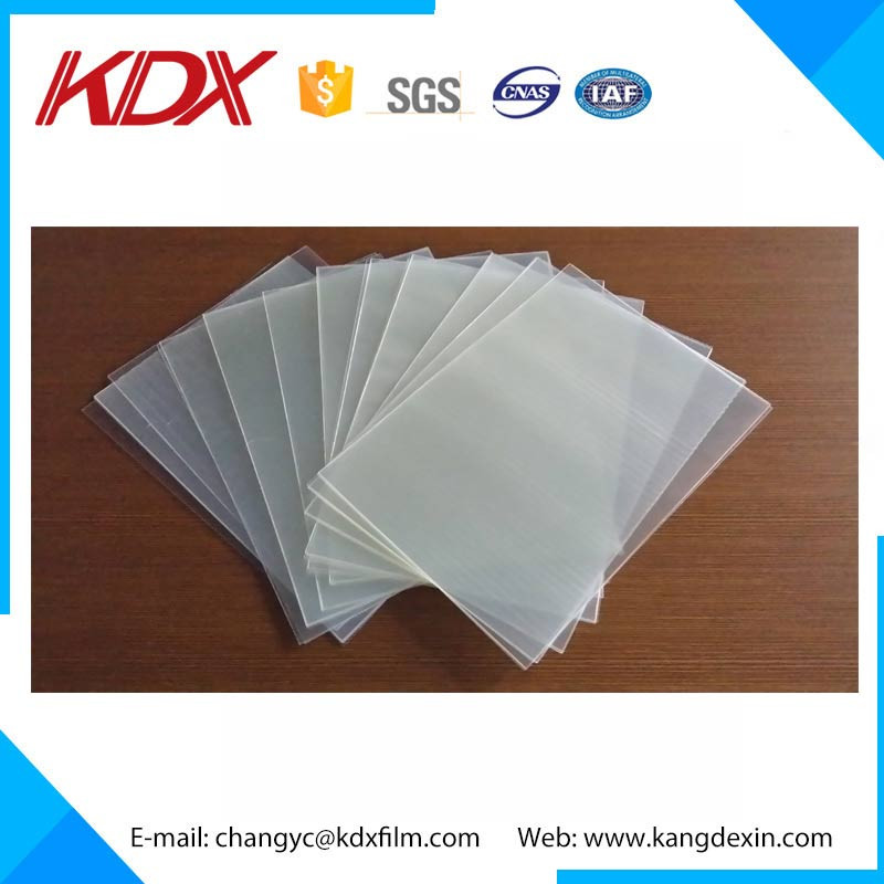 Plastic PET Material 3D and Flip 200 Lpi Lenticular Lens Sheet with adhesive