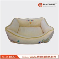 popular JAPAN embroidered dog bed pet bed