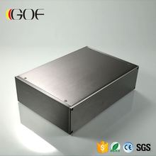 new 256*70.2-D aluminium box mod enclosure factory supplying
