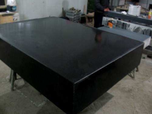 Inspection Granite surface Table for Lab use