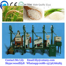 20-30T/D rice mill machinery rice mill machinery price price rice mill plant