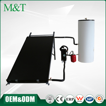 High Quality One Stainless Steel Coil Inside Water Tank Mini Solar Water Heater
