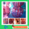 1.8M half rose red TPU material bubble soccer/bubble ball soccer, cheap soccer balls sale