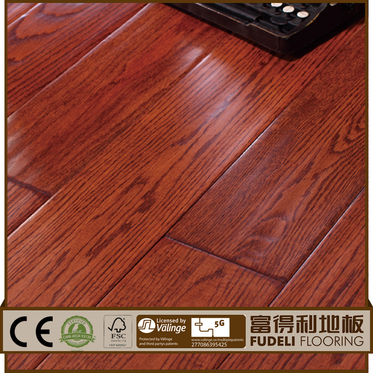 New Concept palisander wood floor