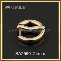 Custom Design Pin Buckle For Woman