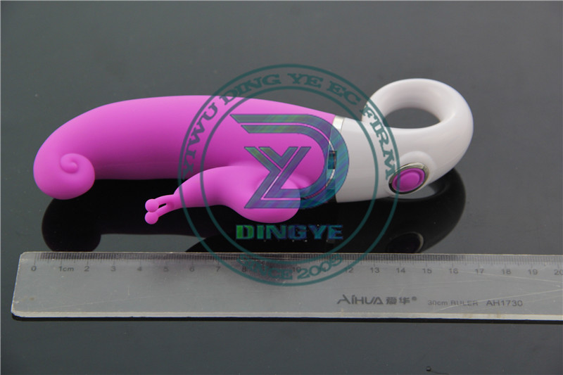 10 Function Rechargeable Soft Vibrating Dildos for Women