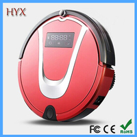 Factory direct robot vacuum cleaner with mop uv light recharging