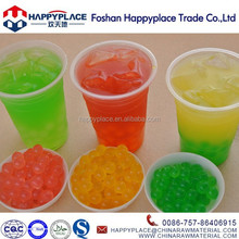 Popular 3KG Package Popping Boba Fruit Juice in Popping Balls