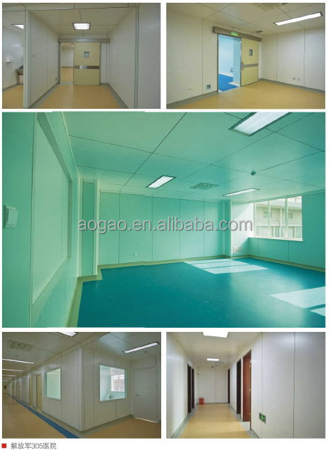 Aogao hpl compact interior wall paneling