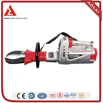AOLAI Manufacturer of Battery hydraulic cutter for firefighting rescue