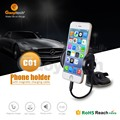 2016 Car holder with Charging Cable Moblie Phone Holder With Charger (C01)