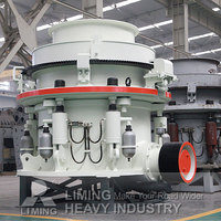 ISO High Quality Professional HPT Series High-Efficiency Hydraulic Cone Crusher in Russia with Good Price