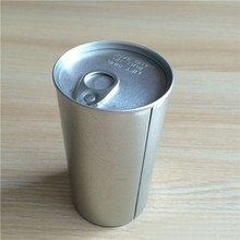 round full open tin can easy open ends manufacturer
