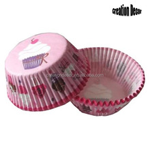 Food grade Mini paper cupcake and cake dessert cup