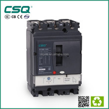 HYCM8 ns from 100 to 250a 3 poles 4 poles moulded case circuit breaker MCCB
