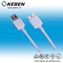 Data Sync & Charger Cable Micro USB 3.0 Samsung S5 able