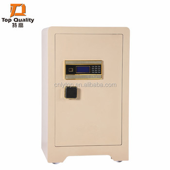 Popular bank deposit big metal safe box