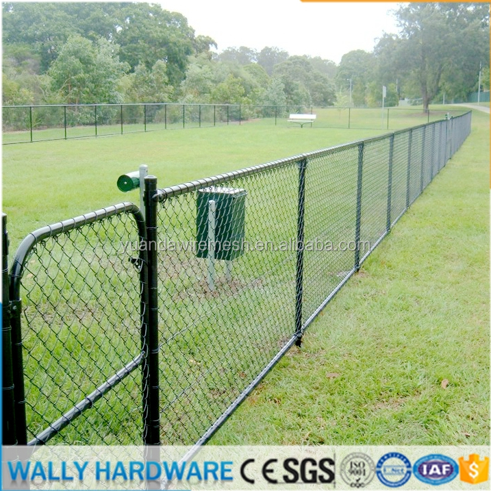 cheap gi wall borde twisted edge railing dog playpen chain link fence boards decoration