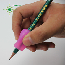 Silicone Pencil Grip/Rubber Fingertip Grips/Pen Holder