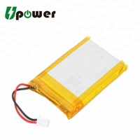 Customized 3.7v 4500mah Li Polymer Battery Rechargeable Lithium Polymer Battery with Wires and Connector