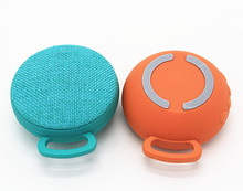 Shenzhen fabric Bluetooth speaker New arrival portable channels multimedia speaker songs free download speaker