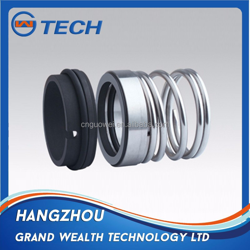 single coil spring type mechanical seal viton lip pump oil seal