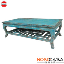 High Quality Antique Hand Carved Chinese Coffee Table