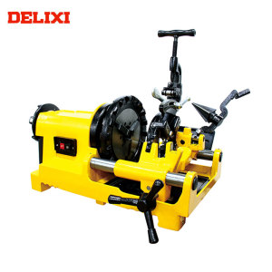 "DELIXI DLX50E 1/2"" To 2"" Long Service Life Energy Saving 1500W 2 inch Threading Machine For Pipe"