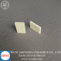 wear resistance alumina ceramic brick