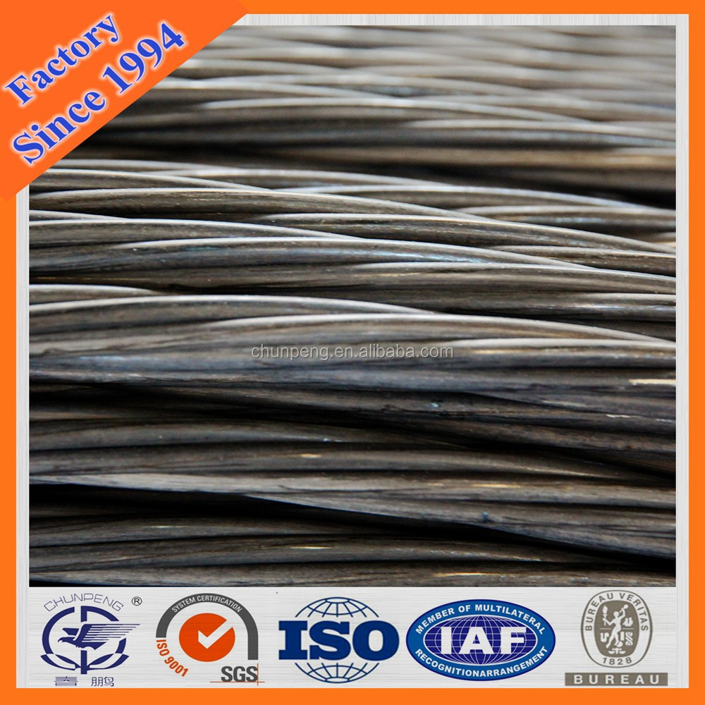7 wire pc strand steel building material in china as factory roof steel structure