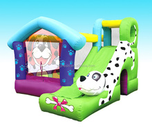 Newest Design fascinating l cheap inflatable slides for sale