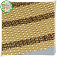 bamboo modern window covering