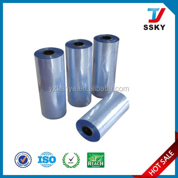4x8 Size Plastic Sheet PVC Rigid Film 0.5mm Thick For Thermoforming
