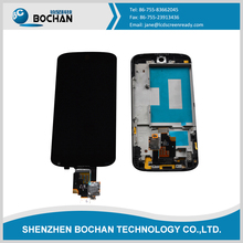 Factory Price Mobile Phone LCD Display, LCD Screen Touch for LG Nexus 4 E960 LCD Screen Digitizer