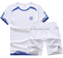 Top Quality Soccer uniforms/Football Club Team Soccer Wear/Cheap Soccer Jersey
