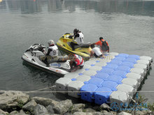 pontoon cubes floating docks