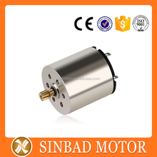 Professional 6V DC coreless motor 1215 used in Semi Permanent Makeup Machine