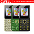 1.77 Inch Feature Phone Big Battery Stereo Loudspeaker Mobile Phone Wireless FM Radio