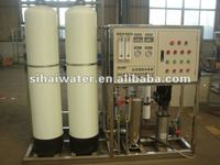 1000L/H pure drinking water treatment plant